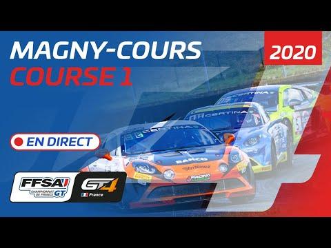 FFSAGT 2020 GTワールドチャレンジアメリカ マニクール・サーキットで開催される レース1ライブ配信動画
