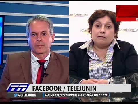 Entrevista con Graciela Ocaña