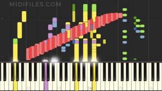 Mama  Jonas Blue Ft. William Singe (MIDI Karaoke Instrumental Version Tutorial)