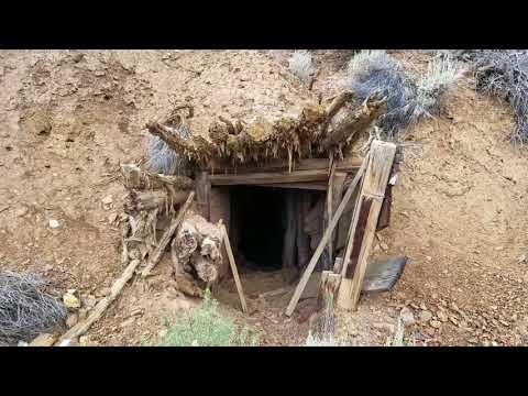WOWTAC A4 Flashlight Review In Underground Mine