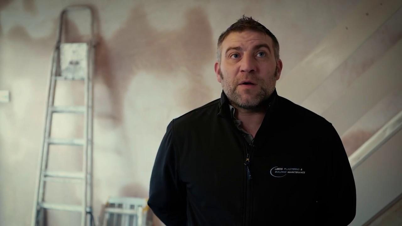Nick Wilder - Leeds Plastering