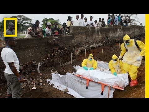 Meet the Fearless Ebola Hunters of Sierra Leone | National Geographic thumbnail