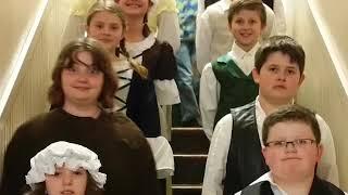Colonial Fair @ Harmony Township School 2019