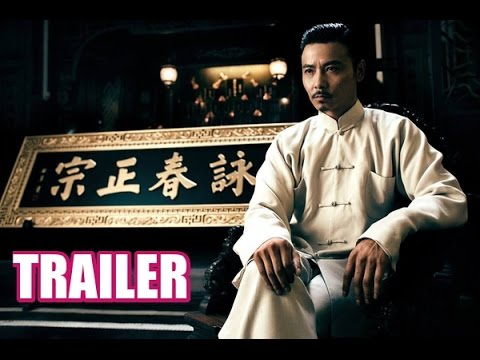 Ip Man 3 Official Trailer #1 2016   Donnie Yen, Mike Tyson Action Movie HD