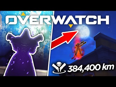 We Tested EVERYWHERE New Reaper Can Teleport (Overwatch PTR)