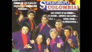 Super Grupo Colombia - Cumbia de los Platillos Voladores