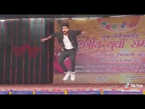 *Male* Best dance ever in haryanvi song //Solid body