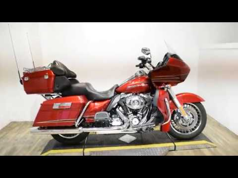 2012 Harley-Davidson Road Glide® Ultra in Wauconda, Illinois