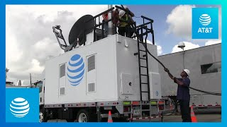 AT&T FirstNet - Disaster Response