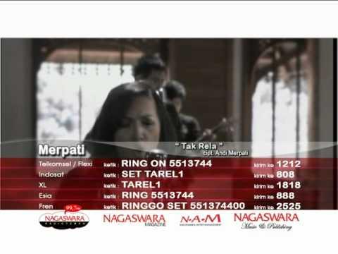 Merpati - Tak Rela (Official Video)