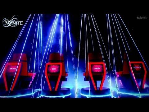 Thí sinh The Voice chỉ cần 2s để khiến HLV quay lại (02:29), nhanh nhất trong lịch sử. Bá đạo