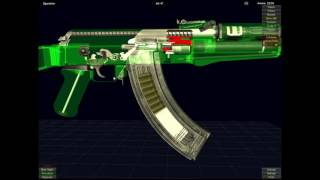 HOW THE AK47 WORKS IN DETAIL