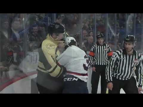 Dylan Plouffe vs. Marco Creta