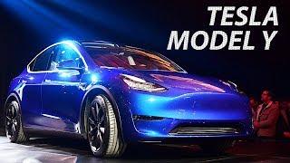 Tesla Model Y. Чем Маск удивил на этот раз?