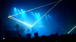 Fever Ray - Now's The Only Time I Know - Live at Brixton Academy 2010