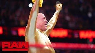 Baron Corbin's 10-Man Global Battle Royal: Raw, Oct. 8, 2018