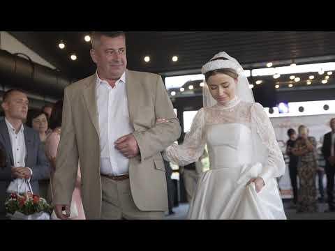 Ведуча виїзних церемоній Юлія КАЧАНІВСЬКА, відео 1