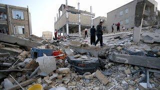 Мощное землетрясение в Ираке и Иране: более 140 погибших (новости)