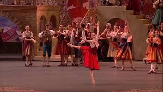DON QUIXOTE - Bolshoi Ballet In Cinema - Ekaterina Krysanova (Kitri)