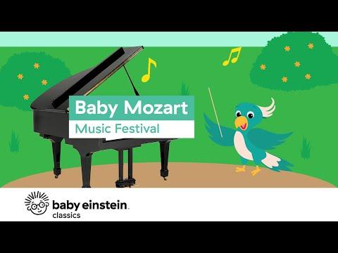 בייבי מוצרט לתינוקות