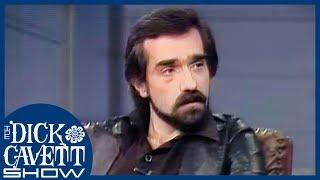 Martin Scorsese Talks About Working With Robert De Niro | The Dick Cavett Show