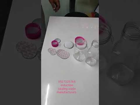 Pickle Jar aluminium Foil seals in round shapes