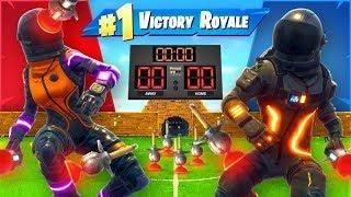 *NEW* CLINGER DODGEBALL Custom Gamemode In Fortnite Battle Royale!