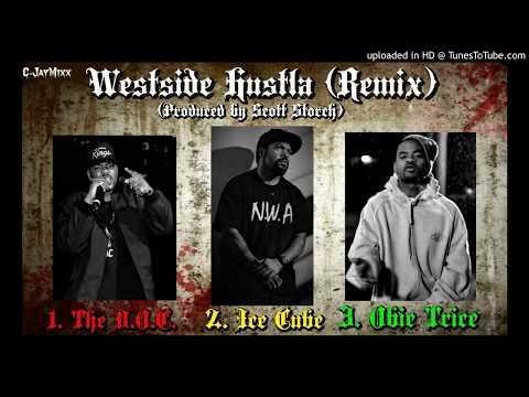 Ice Cube - Westside Hustla (Remix) (ft. The D.O.C. & Obie Trice) (Prod. By Scott Storch)