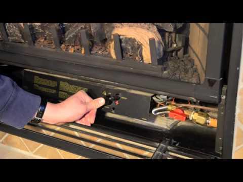 Allumer foyer au gaz propane (BellGaz)