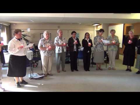 Encontro Continental das Américas Oração de Bênção