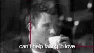 Rick Astley - Portrait advert