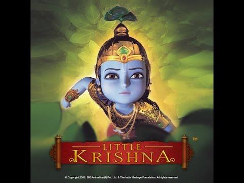 Little Krishna - The Darling Of Vrindavan - English Trailer