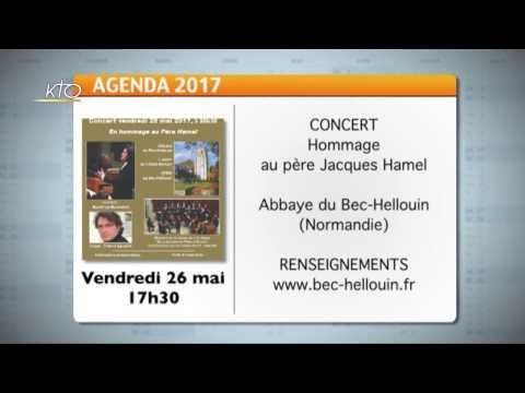 Agenda du 1er mai 2017