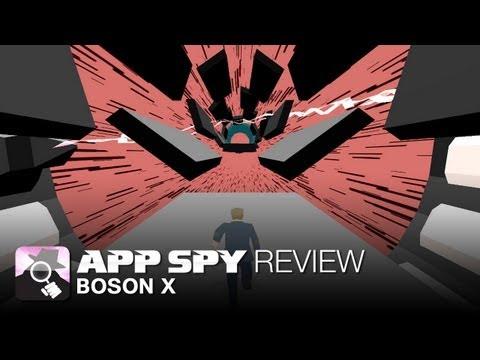 Boson X IOS
