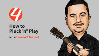 Getting Started with the Cuatro Puertorriqueño: Pluck n Play   Lesson 4