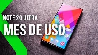 SAMSUNG GALAXY NOTE 20 ULTRA, Mes de uso: UNO DE LOS MEJORES GAMA ALTA DEL AÑO