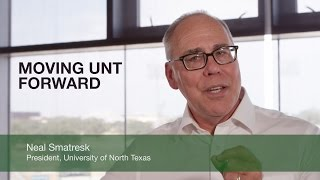 Moving UNT Forward (2015)