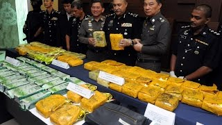 RM6.3mil worth of syabu seized in Kedah and Perlis