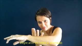 Planeta Água Em Libras - Fátima Andrade