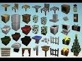 comment avoir des meubles sur minecraft sans MOD!!!