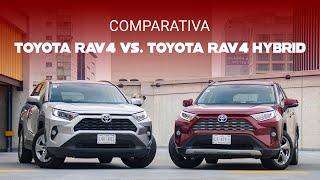 Toyota RAV4 Hybrid vs. Toyota RAV4 Limited: Así de mucho puedes ahorrar con un SUV híbrido