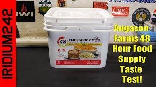 Augason Farms 48 Hour Emergency Food Supply 4 Person Kit