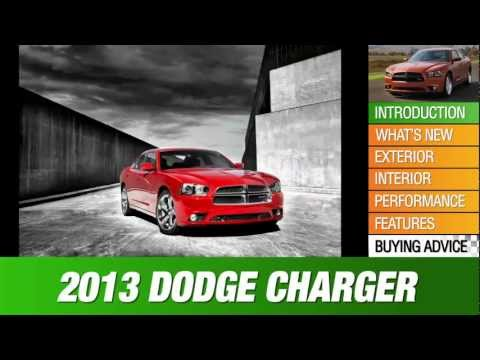 2013 Dodge Charger Review and Buying Advice