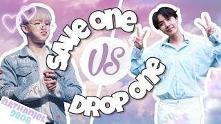 Kpop SAVE ONE  DROP ONE ~ Same Name Edition