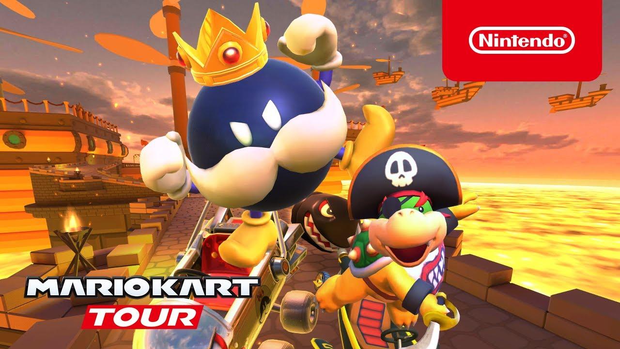 Mario Kart Tour Nintendo