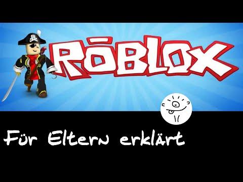 Roblox - Für Eltern erklärt (Vorstellung-Erklärung-Trailer was ist Roblox)