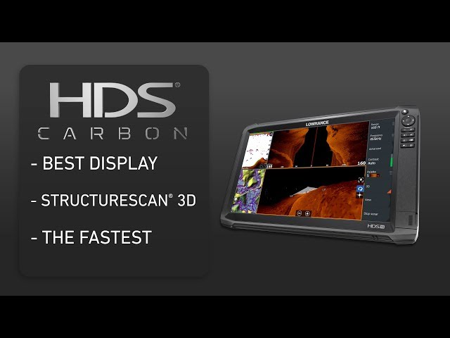 HDS Carbon Video Gallery | Lowrance USA
