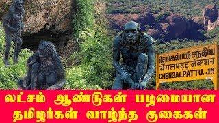 லட்சம் ஆண்டுகள் பழமையான தமிழர்கள் வாழ்ந்த குடியம் குகைகள் ⌇⌇ Gudiyam Cave Part 1 ⌇⌇ Documentary ⌇⌇