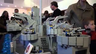 LEGO WWII Landing Ship Tank - Brickmania - NILTC Show 2012