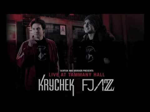 Krychek & FJAZZ EP Release Party @ Gin Palace